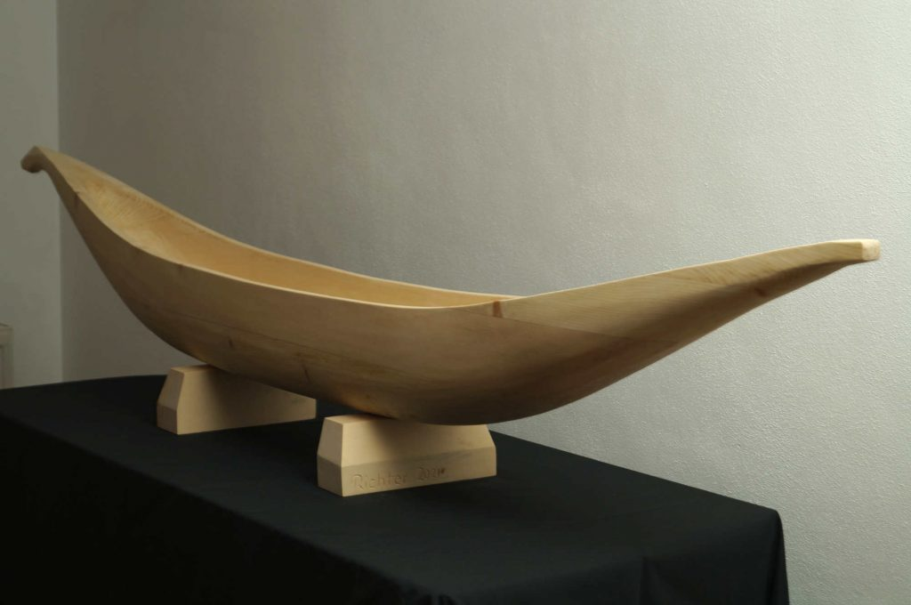 Holzboot