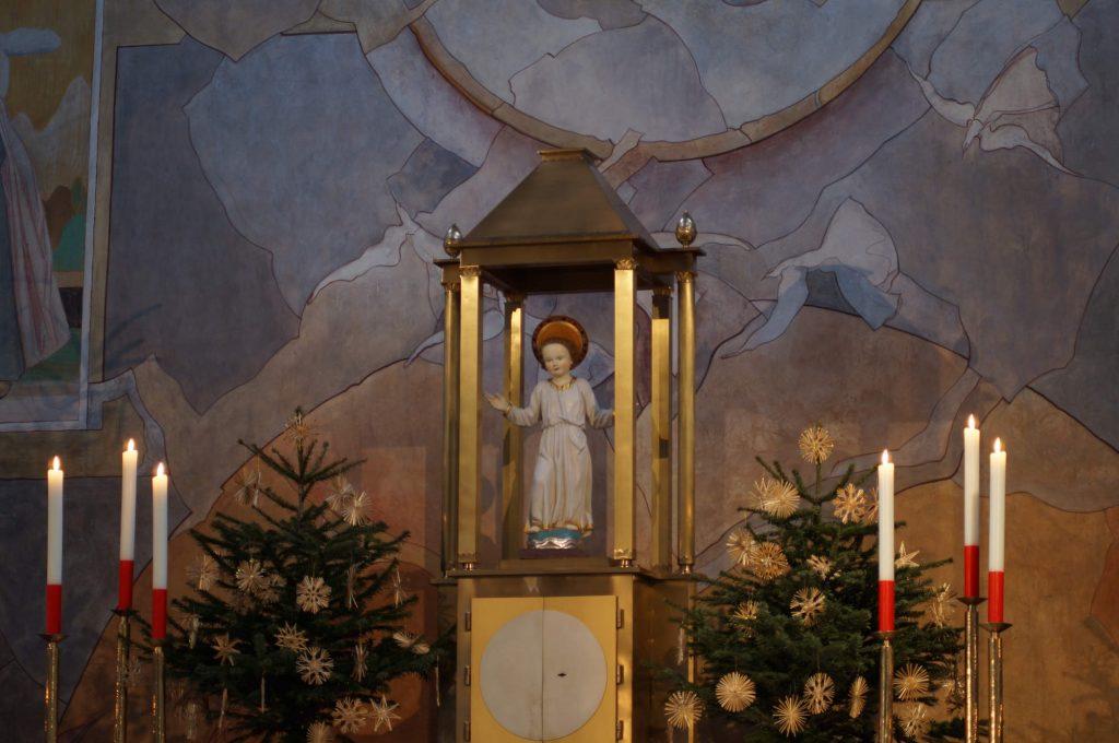 Jesuskind Herz Jesus Kirche