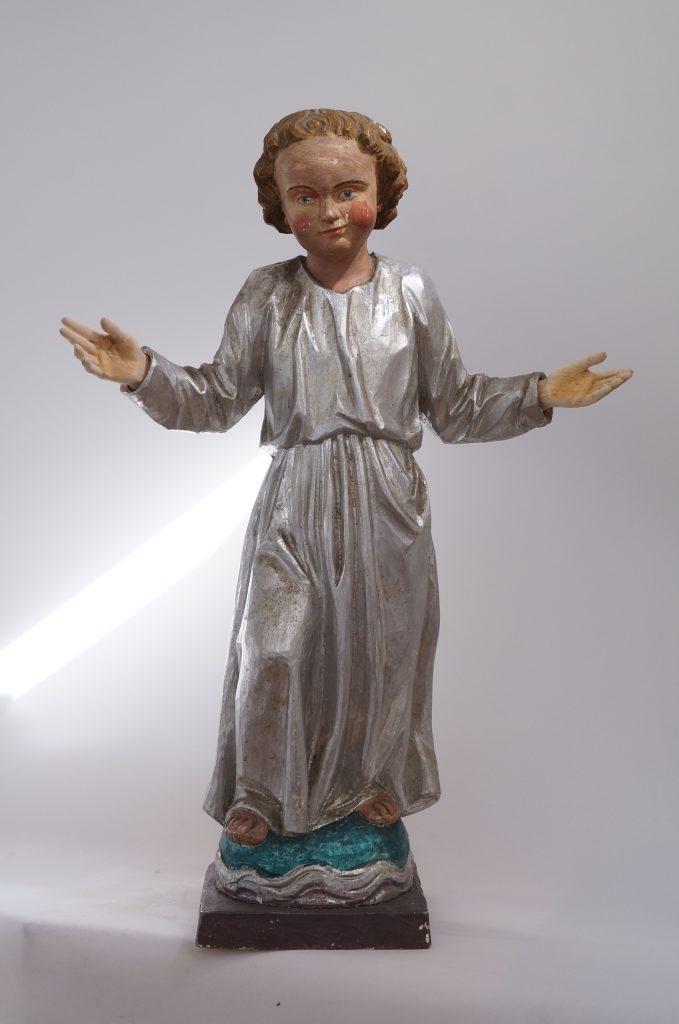 Jesuskind mit Händen
